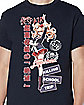 Junko Enoshima T Shirt - Danganropa