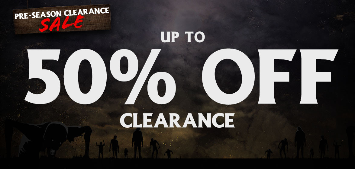 Shop Pre-Season Clearance