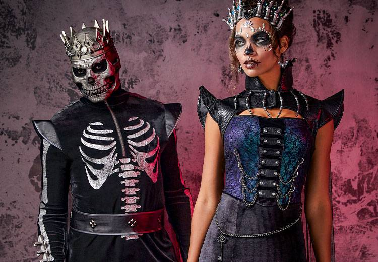 Shop Skeleton Costumes