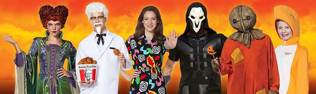 Halloween 2019 Costume Ideas For Girls.2019 S Fan Favorite Halloween Costume Ideas For Adults