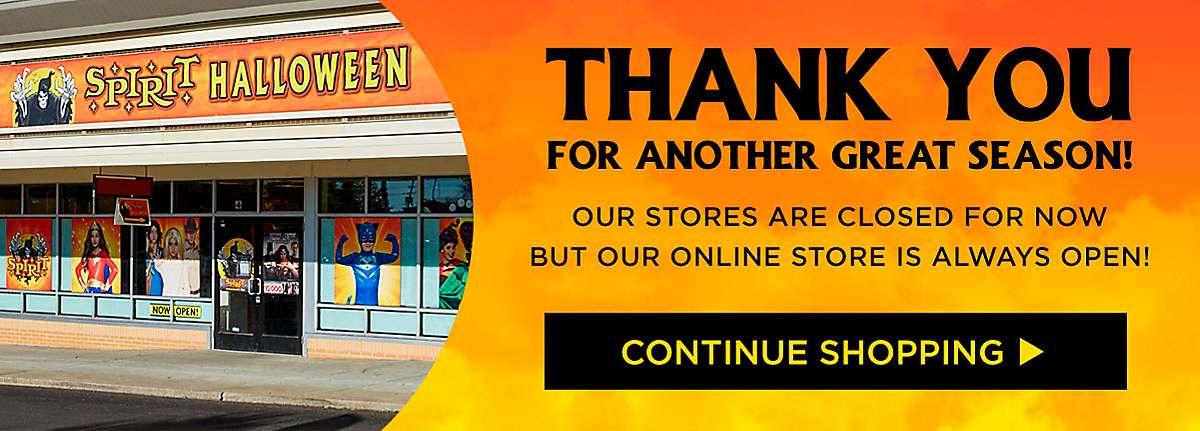 spirit halloween stores now open spirithalloween com