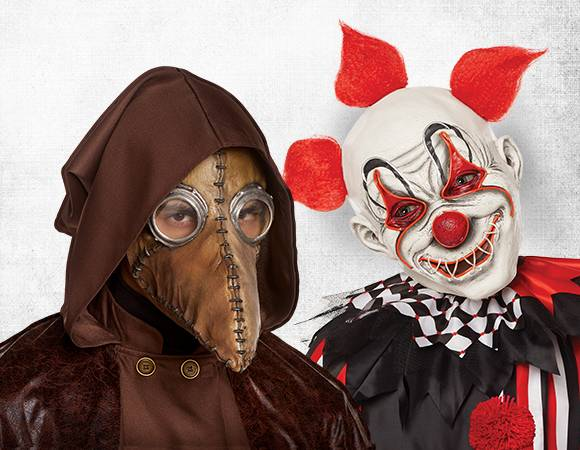 masks - Accessories For Halloween Costumes