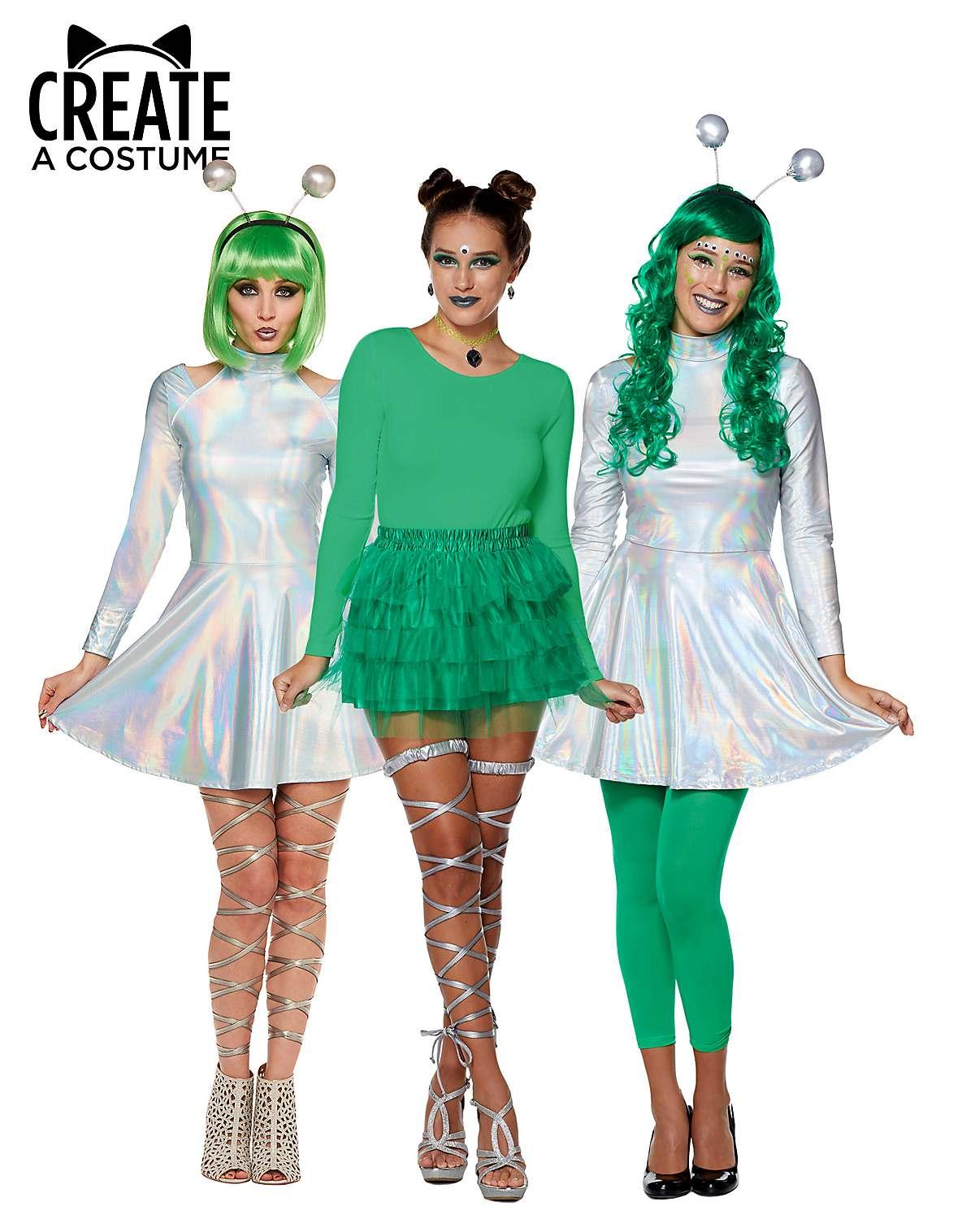 alien halloween costumes