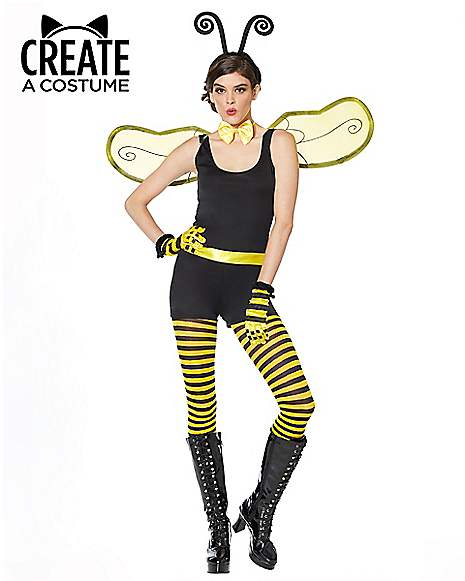 Bumblebee Honey at Spirit Halloween