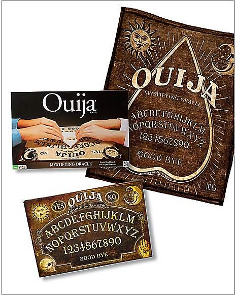 Ouija at Spirit Halloween