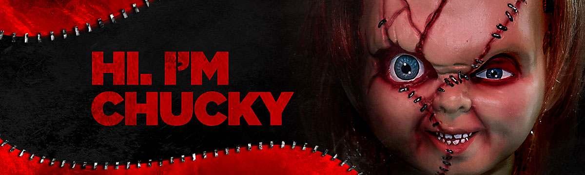 Chucky Animatronic