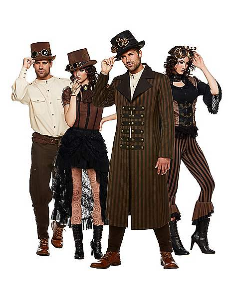 Steampunk at Spirit Halloween