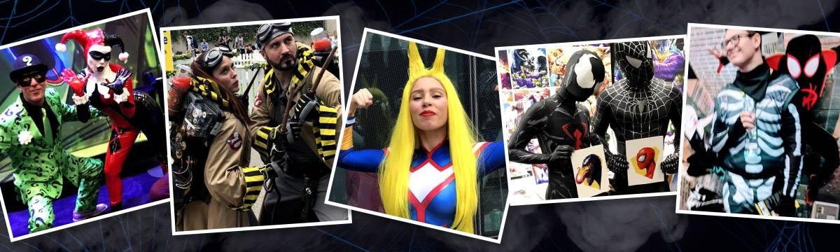 Comic Con Costumes