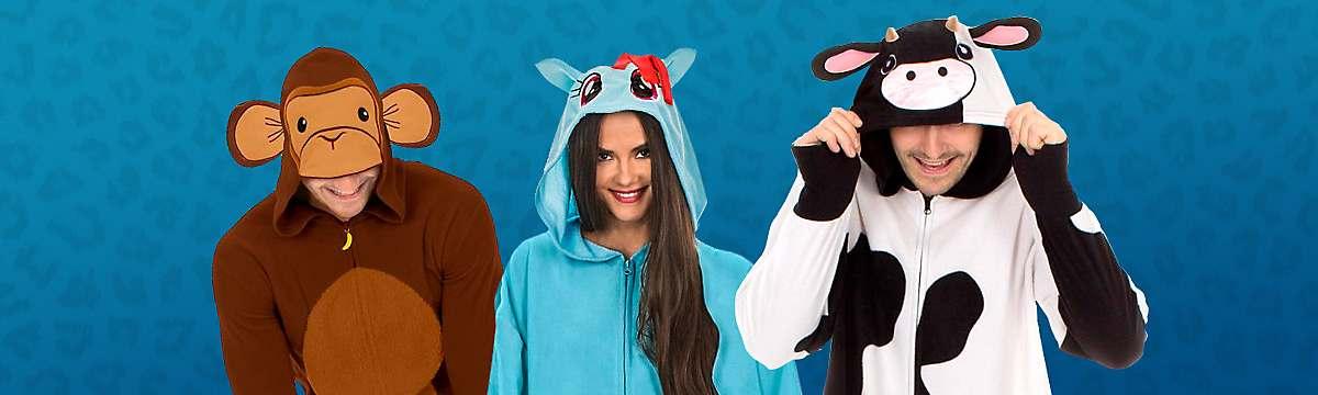 Pajama Costumes
