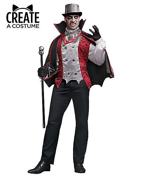 Count Cruel at Spirit Halloween