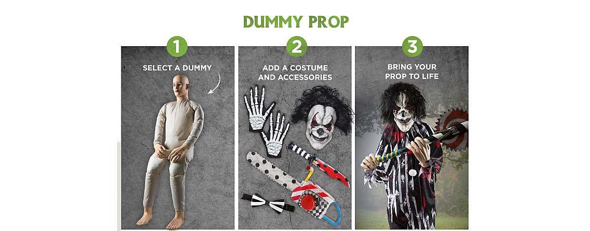 DIY Halloween Decorations | Dummy Prop