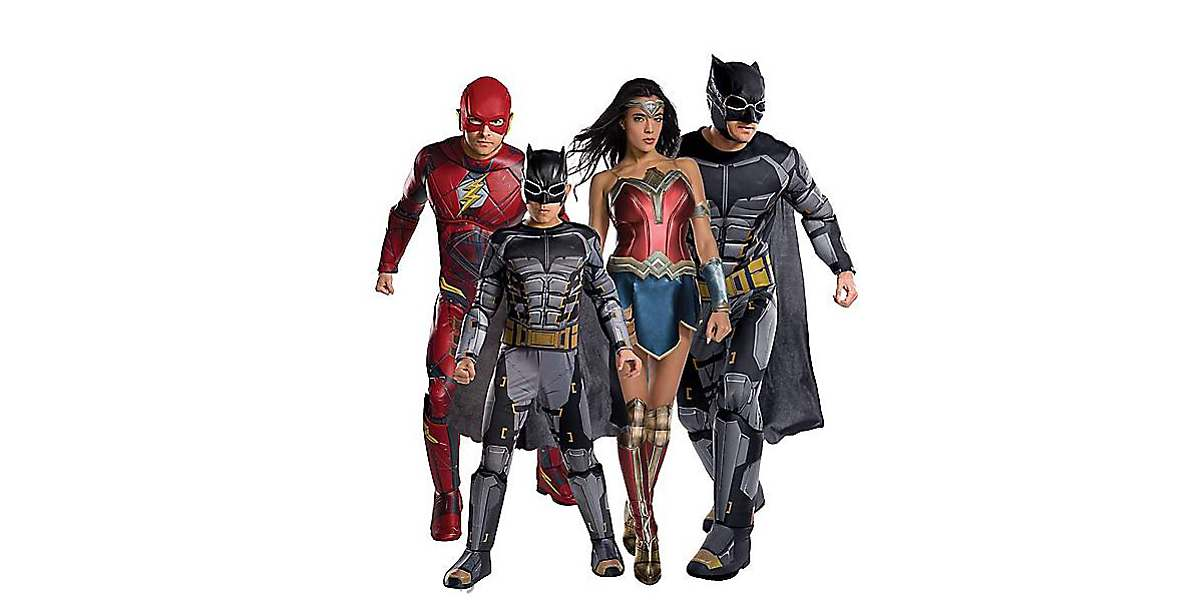 Batman Costumes | Wonder WOman Costumes | Flash Costumes