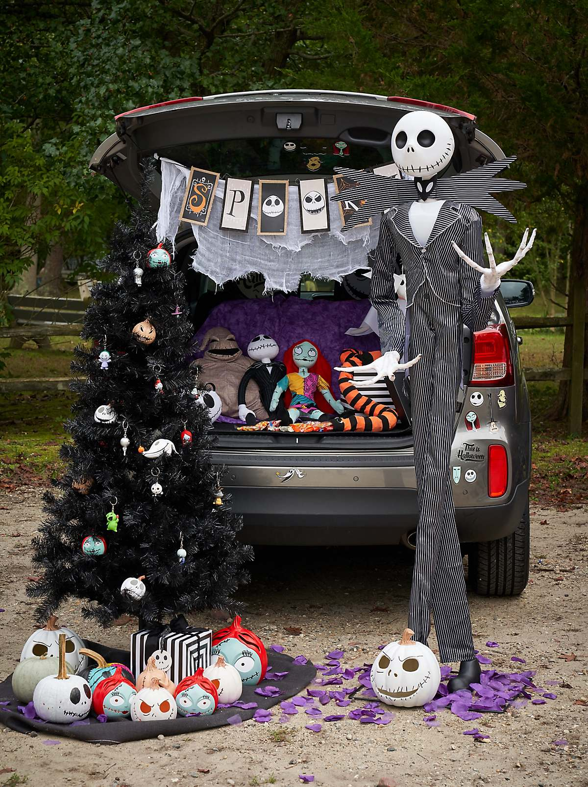 Trunk or Treat Decorating Ideas - Spirit Halloween Blog