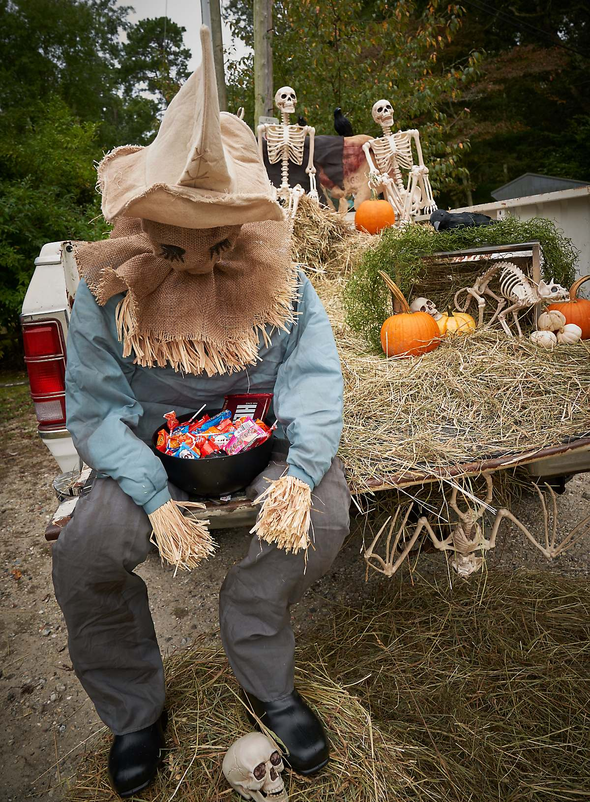 Trunk or Treat Decorating Ideas – Spirit Halloween Blog