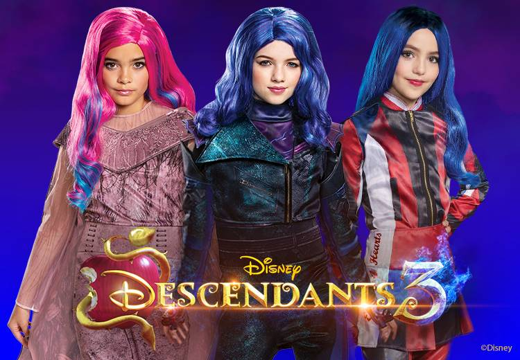 Shop Descendants