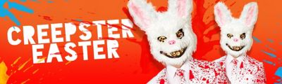 Creepster Easter - Scary Easter Bunnies
