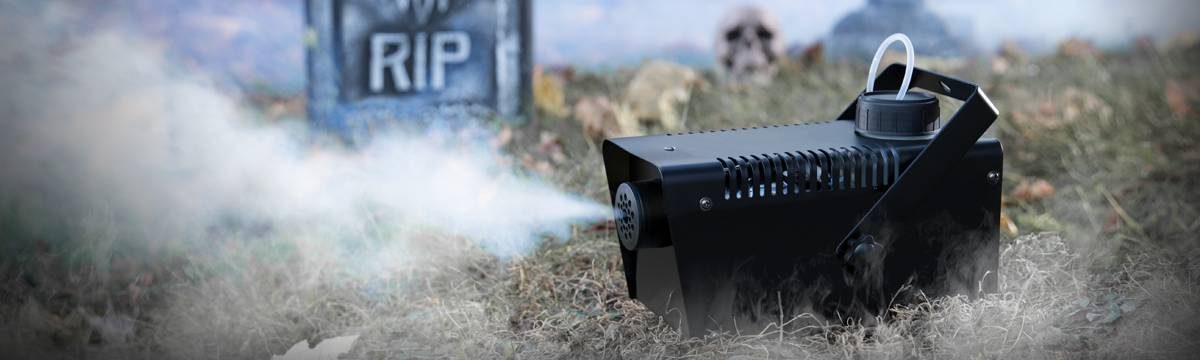 How To Use A Fog Machine And More Commonly Asked Questions Spirit Halloween Blog