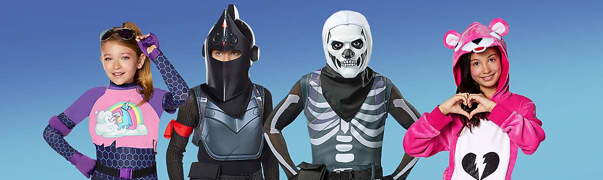 Fortnite Costumes for Halloween | Fortnite Weapons
