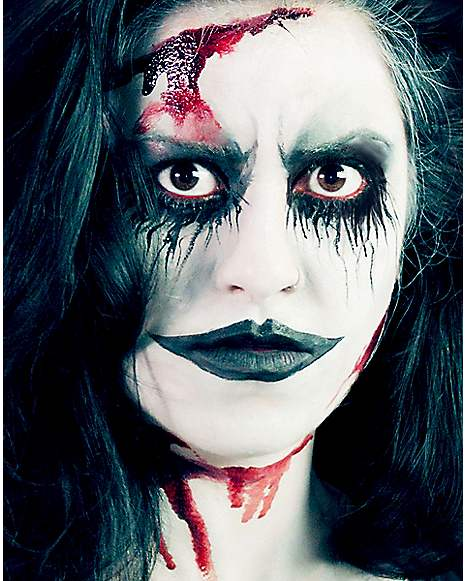 Ghostly Ghoul Makeup Tutorial at Spirit Halloween