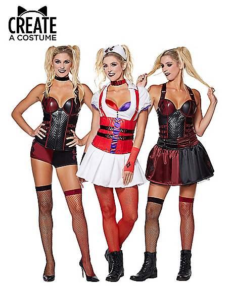 Harley Quinn at Spirit Halloween