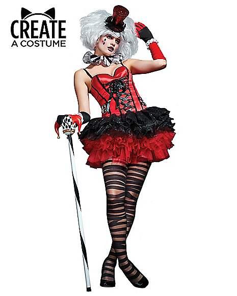 Haute Harlequin at Spirit Halloween