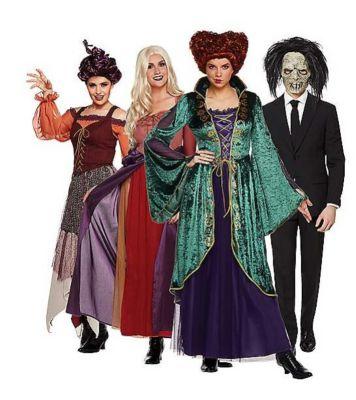 Hocus Pocus Costumes for Halloween