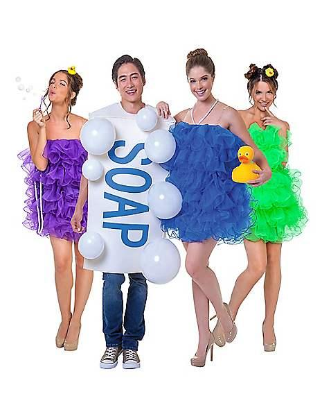 Scrub-A-Dub-Dub at Spirit Halloween