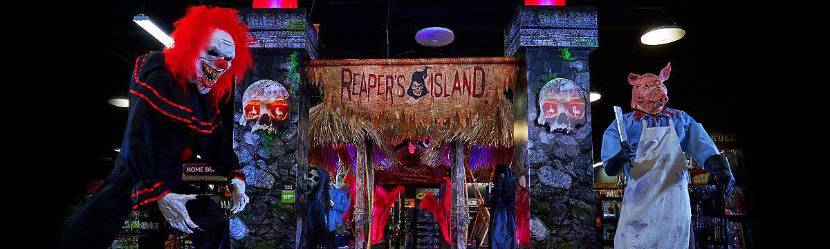 Is The Island Doing Halloween This Year 2020 Spirit Halloween 2020 In Store Experience – Spirit Halloween Blog