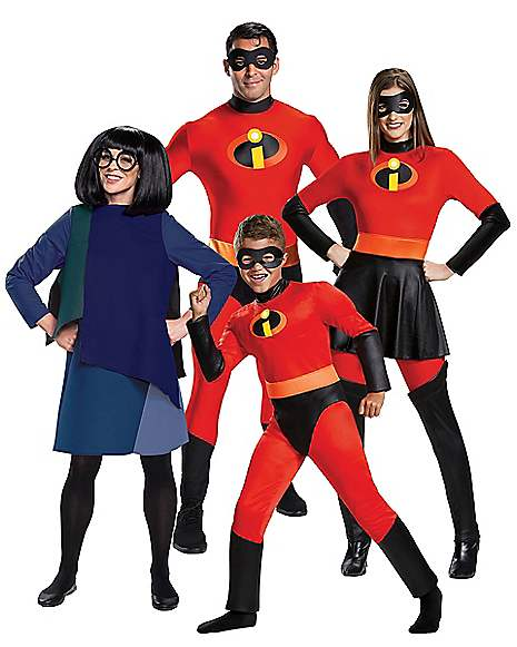 Incredibles at Spirit Halloween