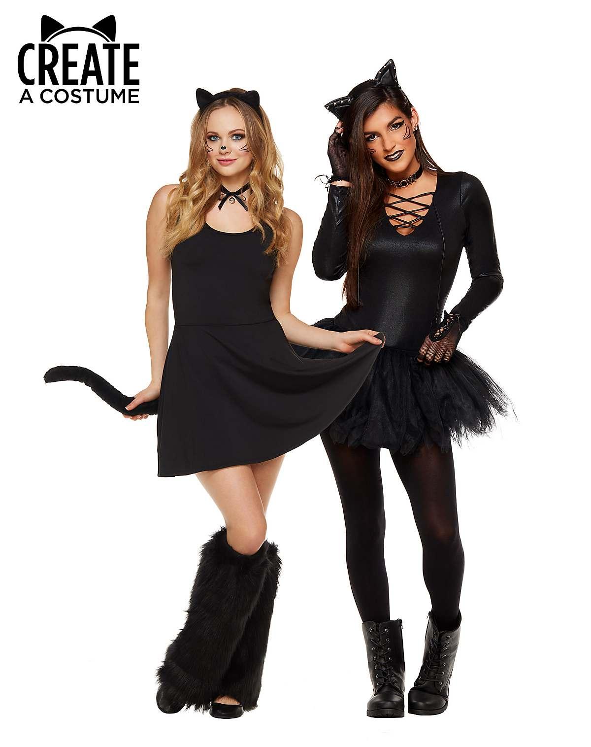 women's cat Halloween costumes