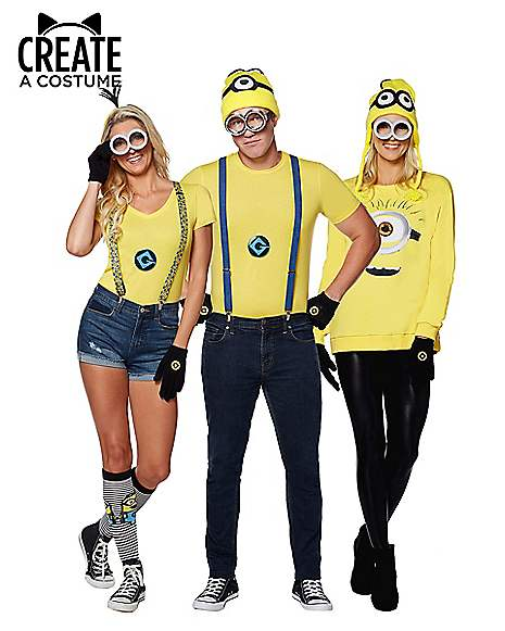Minion Mayhem at Spirit Halloween
