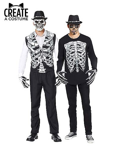 Dapper Skeleton at Spirit Halloween