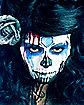 Melting Sugar Skull Makeup Tutorial at Spirit Halloween