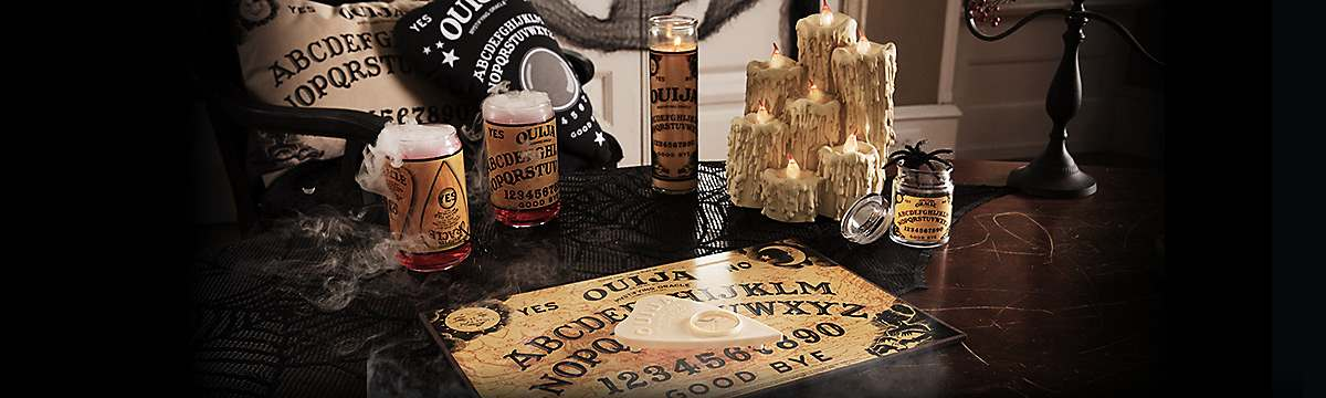 Ouija Decorating Ideas