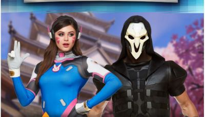 Overwatch Costumes for Halloween | Reaper Costume