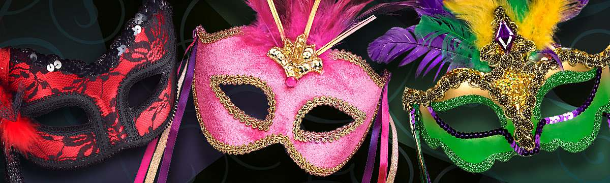 Masquerade New Years Eve Party Decorations ...