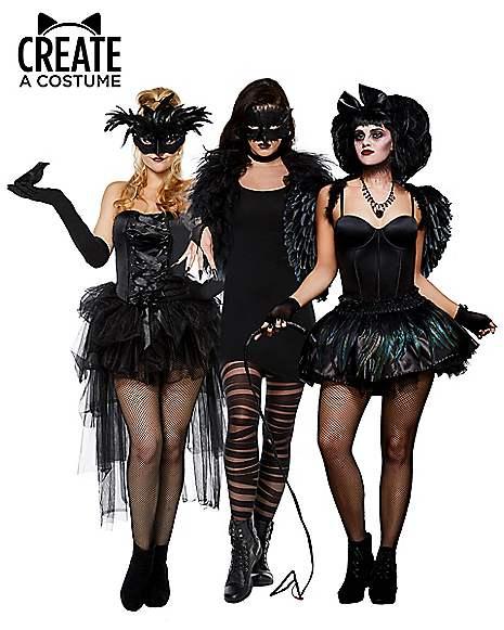 Dark Ravens at Spirit Halloween