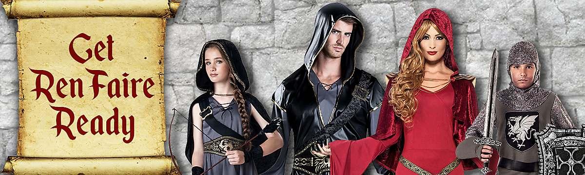 Renaissance Faire Costumes