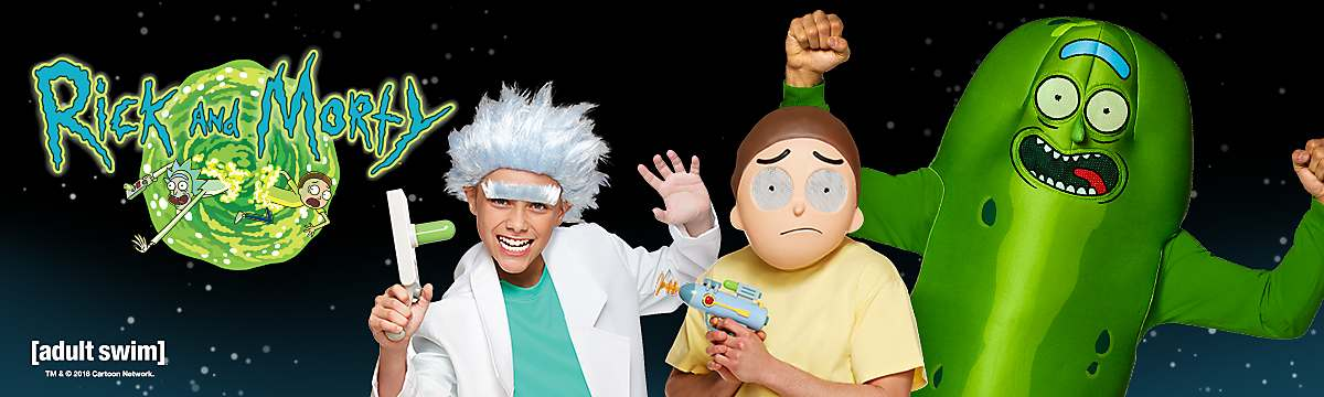 Rick and Morty Costumes