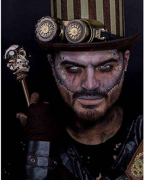 Steampunk Makeup Tutorial at Spirit Halloween