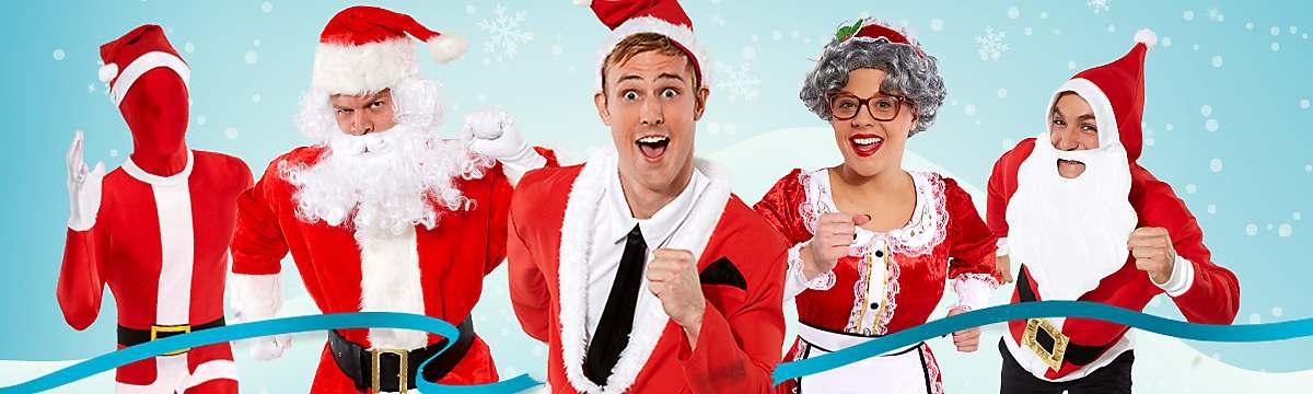 Running of the Santas