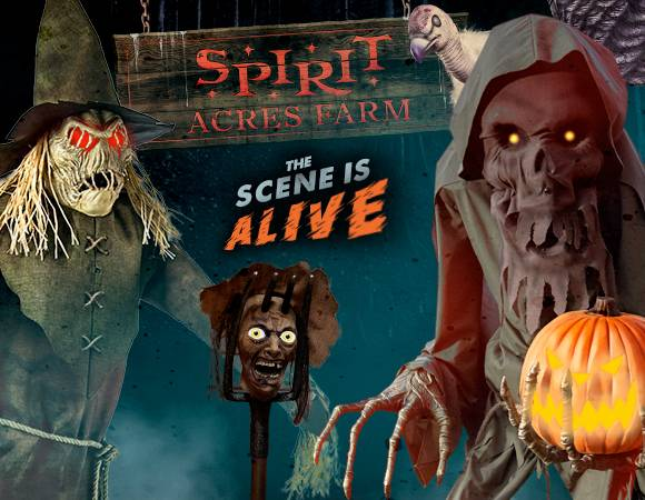 shop the scene - Halloween Spirit Store San Antonio Tx