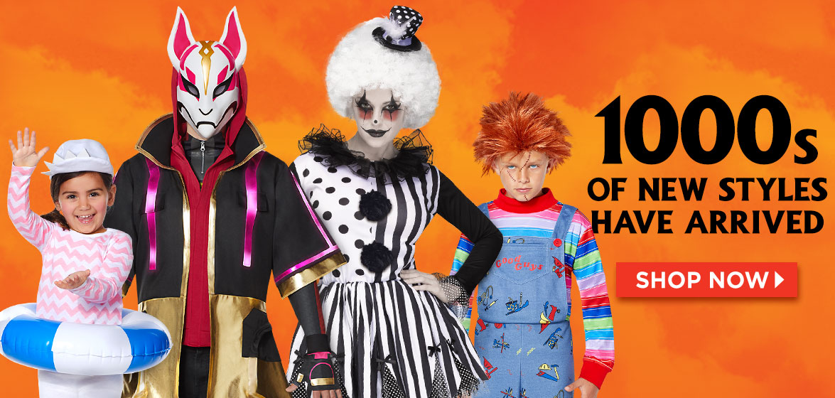 abe5c3d6337 World's #1 Halloween Costume Store - Spirithalloween.com