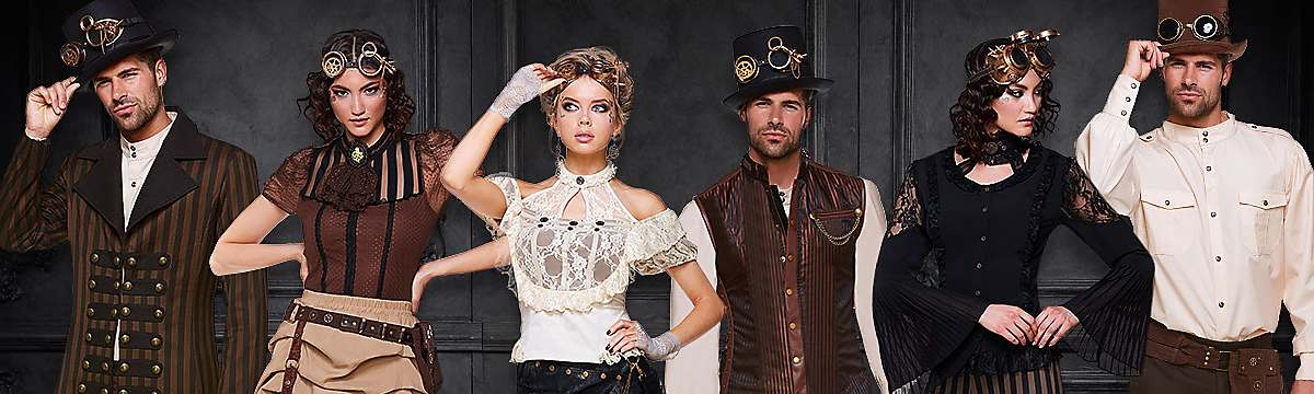 Steampunk Costumes