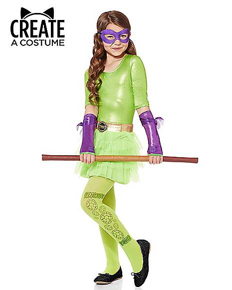 TMNT Girls Donatello at Spirit Halloween