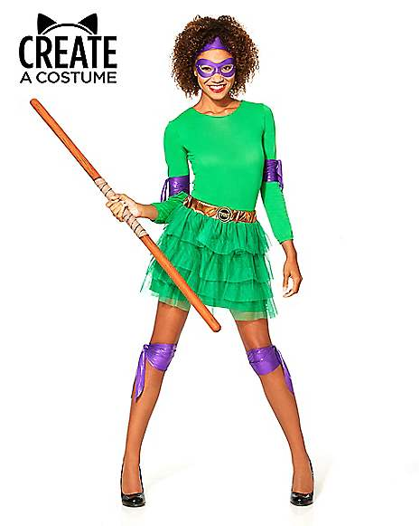 TMNT Womens Donatello at Spirit Halloween
