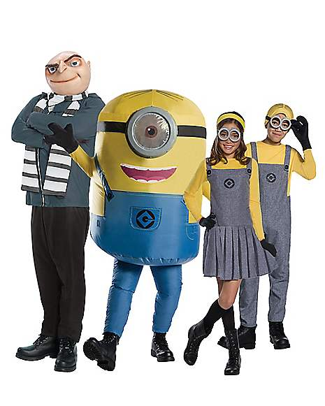Despicable Me at Spirit Halloween