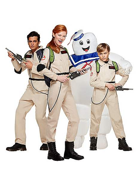 Ghostbusters at Spirit Halloween