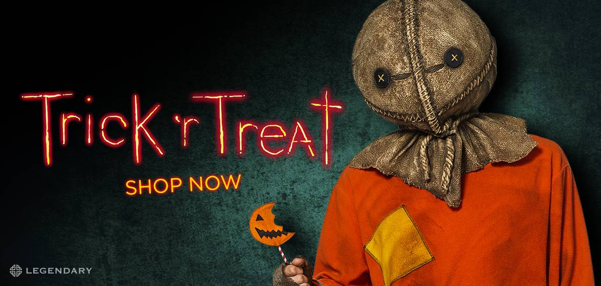 Shop Trick 'r Treat