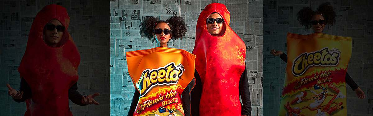 best food Halloween costumes